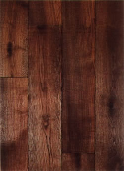 French Rustic Oak Dark Smoked Oiled Wood Flooring Photos