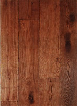 French rustic oak (light-smoked, oiled)