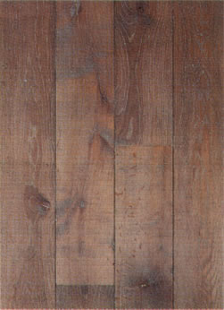 French rustic oak (natural, blue-oiled)